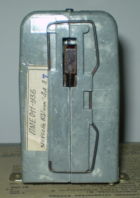 ПМЕ 011 (380v) .